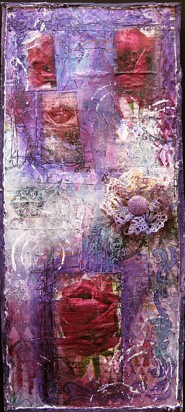 Tableau mixed media