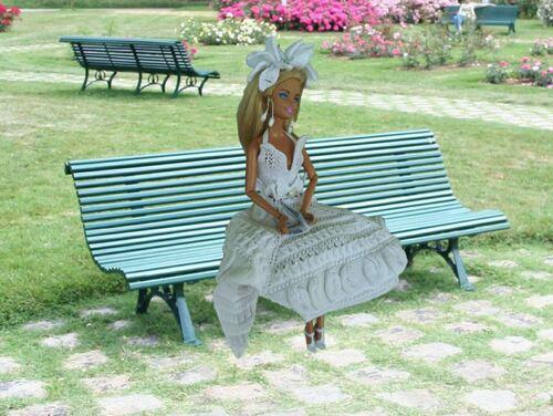 Barbie : Modèle Flore