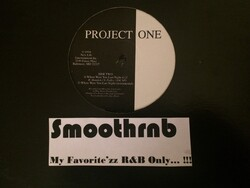 PROJECT ONE - DRY YOUR EYES/ WHERE WERE YOU LAST NIGHT (VLS 1994)