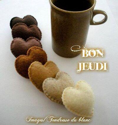 BON JEUDI