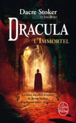Couverture Dracula : L'Immortel