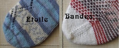 Tricoter ses chaussettes : montage et premiers rangs - étape 0