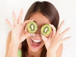 Masque au kiwi