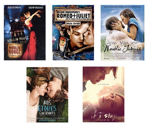 Dix films pour cette soirée si spéciale.