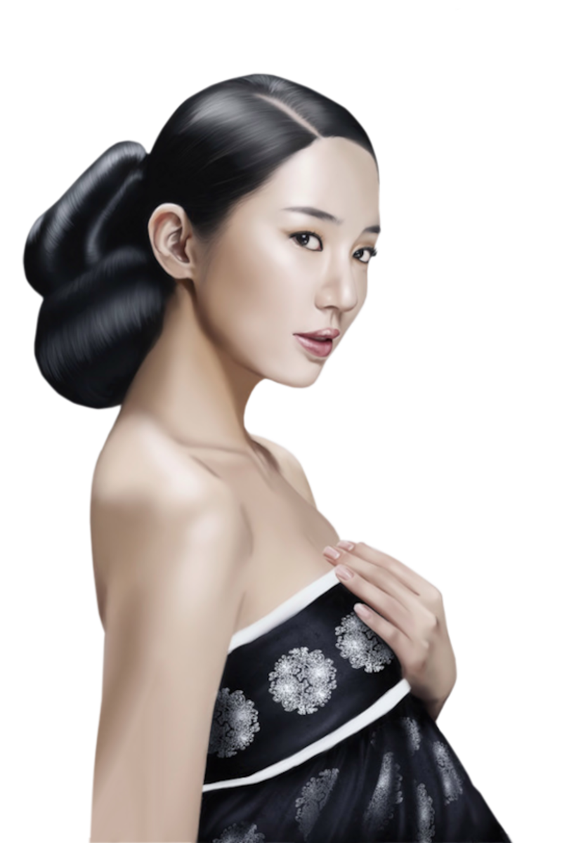 Tubes femmes chinoise