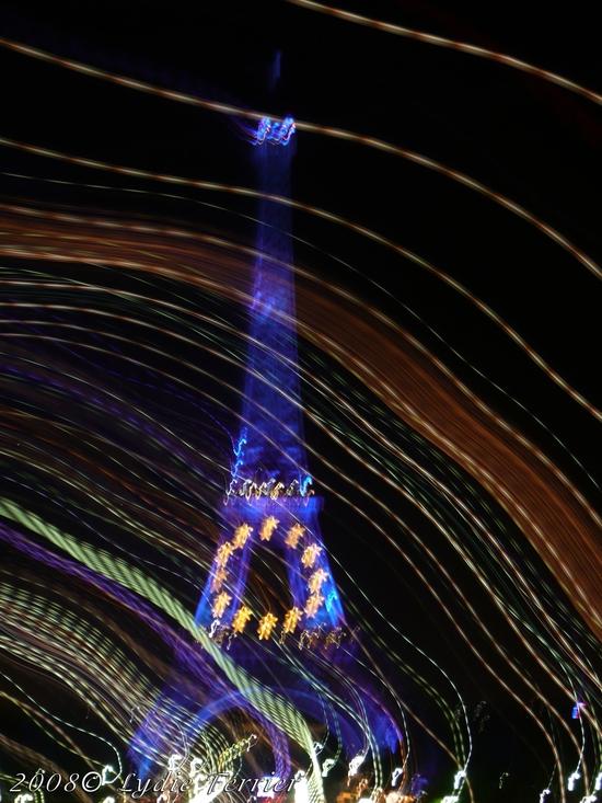 2008 Tour Eiffel Nuit
