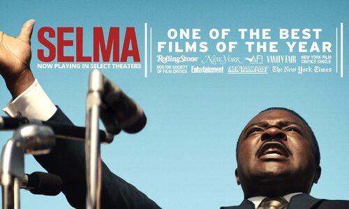 Selma, cinéma, affiche