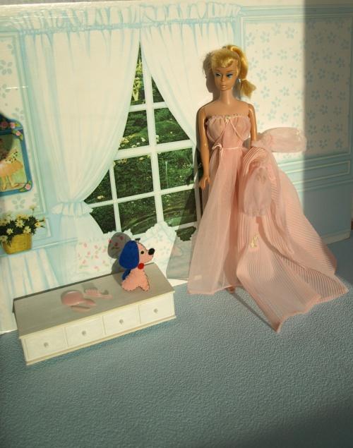 Barbie vintage : Nighty Negligee