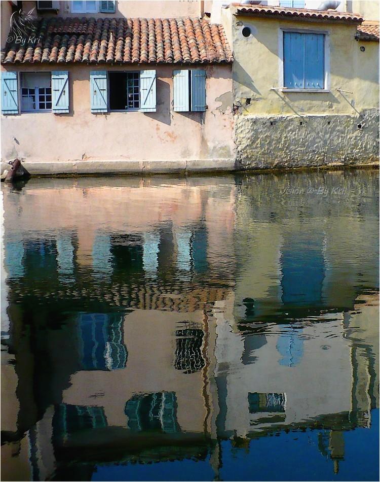 Martigues (Fr-13) ~ Le Miroir aux Oiseaux ...
