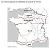 France vue par les habitants du Sud