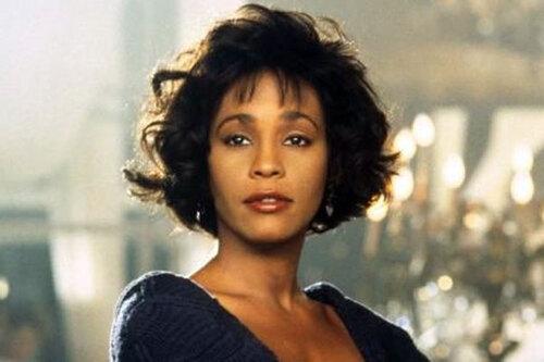 Whitney Houston, discographie et filmographie