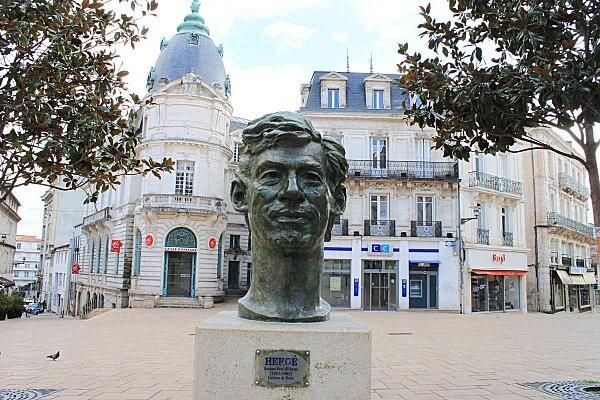 Angoulême 7 Hergé