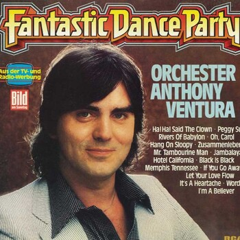 Anthony Ventura, Fantastic Dance Party