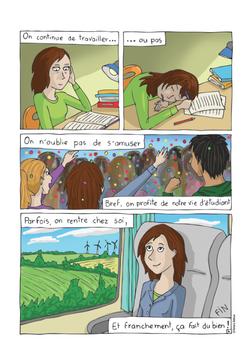 BD-La vie étudiante