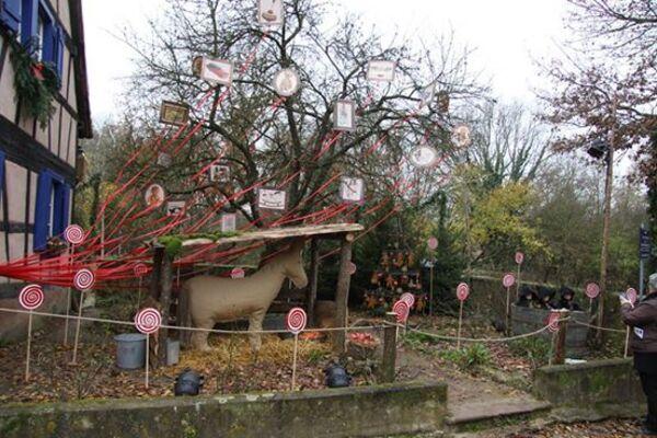 Eco-musée d'Alsace / Dans le village...