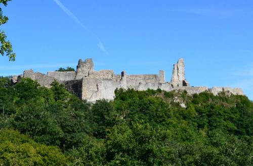 Corrèze - Moustier-Ventadour