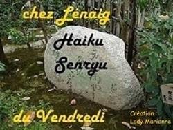 """Le coucou du vendredi, haïku, senryû, thème :"""" Le corps""""..."""