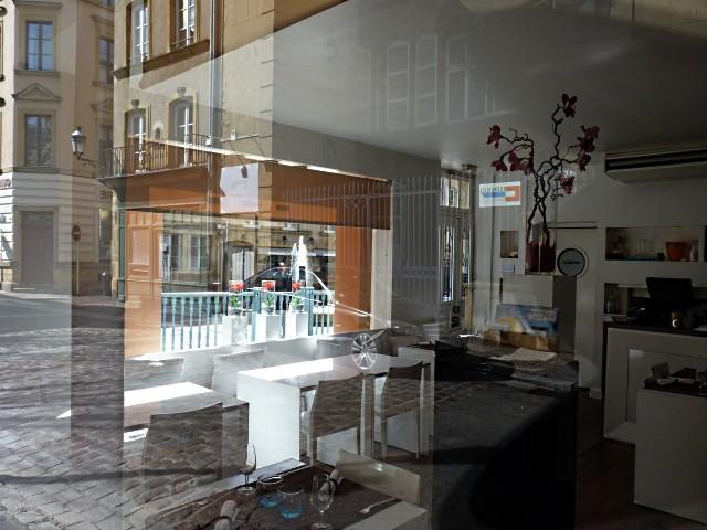 Metz restaurant Chez Moi 7 Marc de Metz 2011