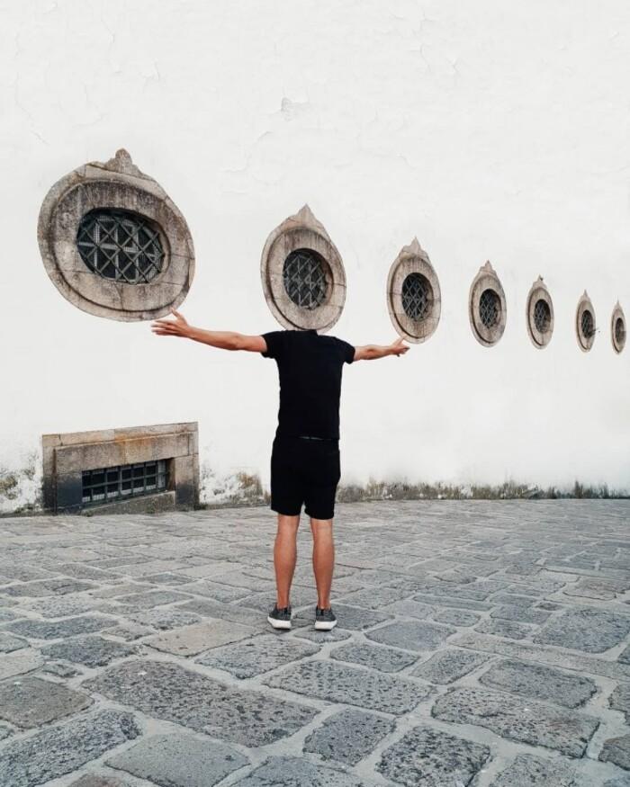 Hugo Suissas est un directeur artistique de Lisbonne,