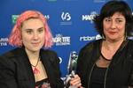 Daphné Leblond et Lisa Billuart Monet, meilleur documentaire