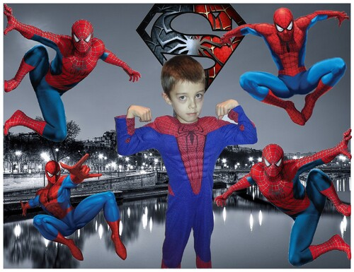 Spider Tom
