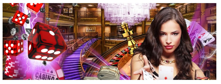 CASINO  AND SLOTS ONLINE cover image