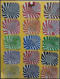 Arts visuels: Des zèbres, des zèbres et encore des zèbres!