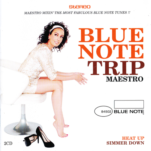 Blue Note Trip Volume 9 Maestro : Heat Up/Simmer Down CD Blue Note Records 50999 0845022 7 [ NL ]