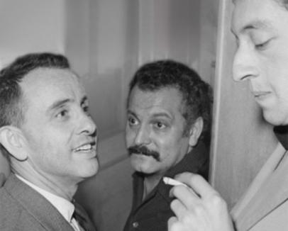 Jacques Canetti... il aurait pu produire les Compagnons de la Chanson !