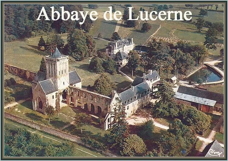 Abbaye de Lucerne (Manche)