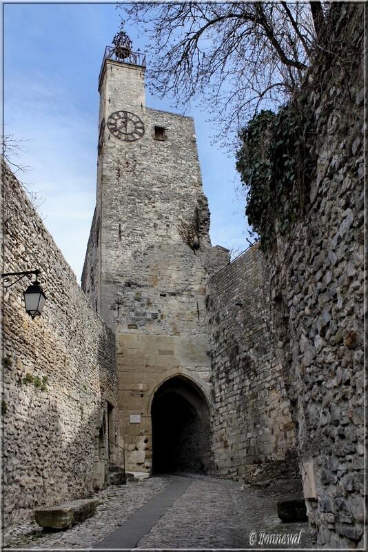 Beffroi Vaison-la-Romaine Vaucluse