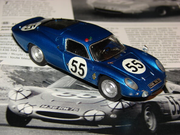 Alpine (1963-1965)