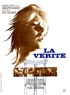 LA VERITE - BOX OFFICE ANNUEL FRANCE 1960 TOP 25