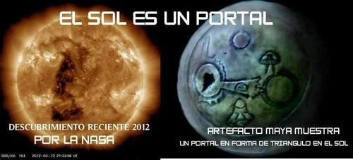 Les portails maLES PORTAILS MAGNETIQUEgnétiques Soleil-Terre