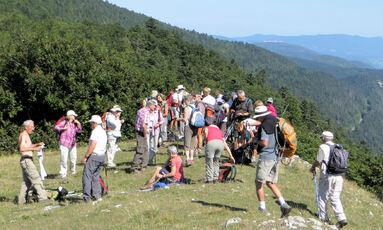 04 septembre 2014 - Randonnée de rentrée : le tour du But de Neve
