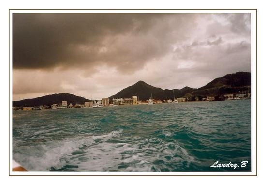 Ile de Sint Maarten
