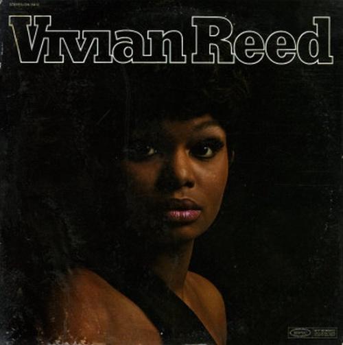"Vivian Reed : Album "" Vivian Reed "" Epic Records BN 26412 [ US ]"