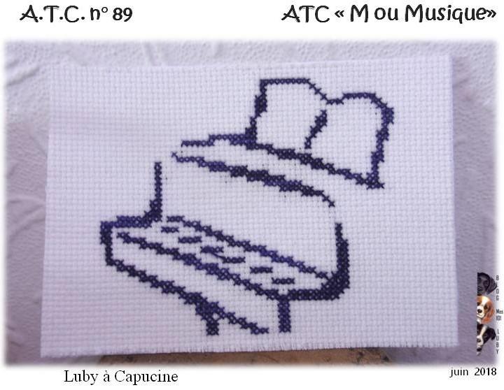 """ATC """"M ou Musique"""""""