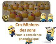 """Les """"Cro-Minions"""" des sons"""