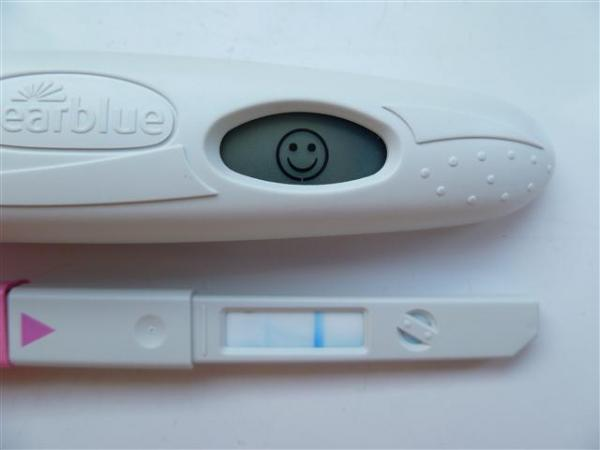 Test d 39 ovulation mode d 39 emploi enviedefraises - Prix test de grossesse clearblue digital ...