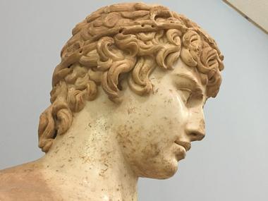Antinoüs favori d'Hadrian