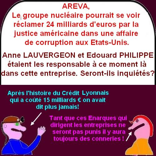 La France qui s'enfonce dans le déni avec Macron.