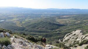 Sentier bleu du vallon de la Tine