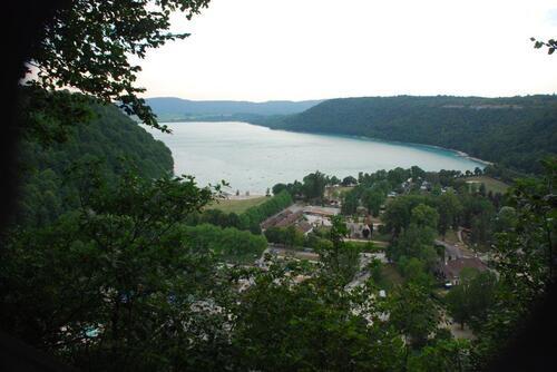 Autre lieu autre panorama du lac
