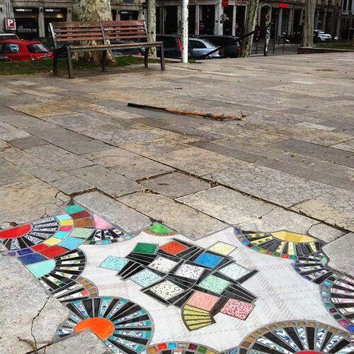 Colorer les rues