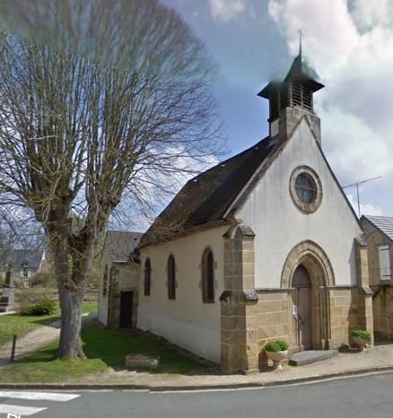 église saint Sulpice (Aurouer)