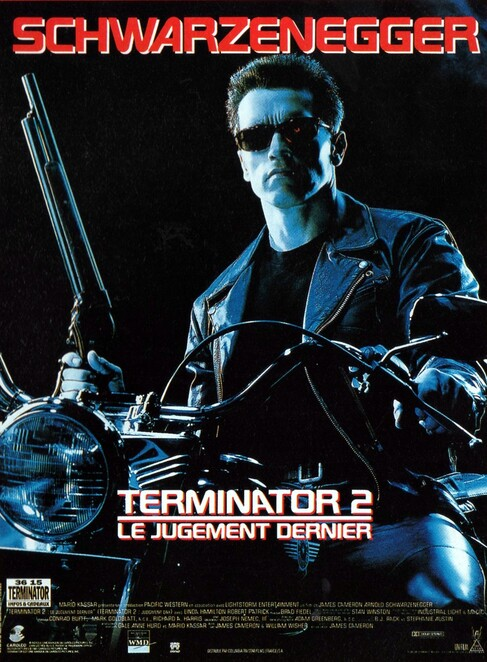 BOX OFFICE ARNOLD SCHWARZENEGGER 1991 PART II
