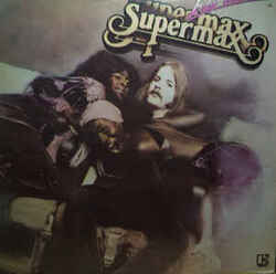 Supermax - Fly With Me - Complete LP