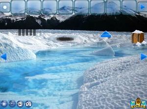 Jouer à Antarctica trip escape
