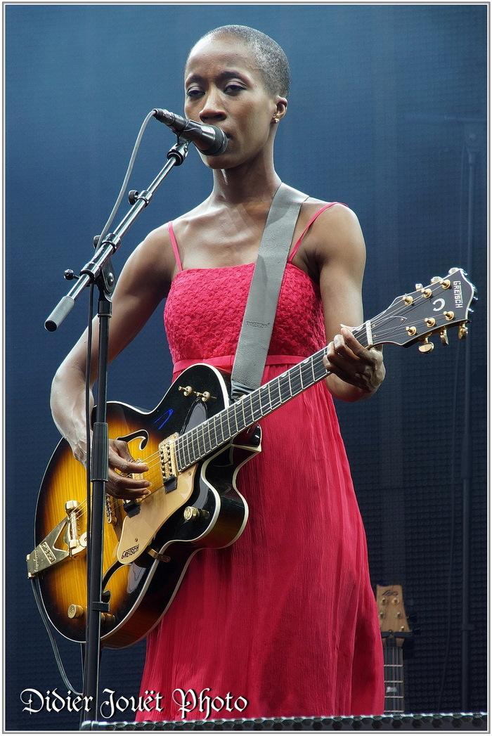 Rokia Traoré / Vieilles Charrues 2013